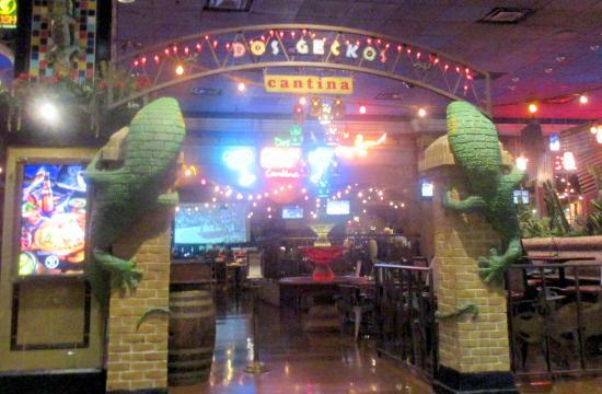 Dos Geckos Cantina Circus Reno Nv