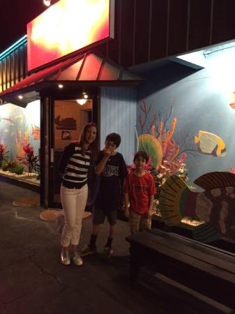 The Fish Monger: Our visit to Fort Myers and the Fishmonger