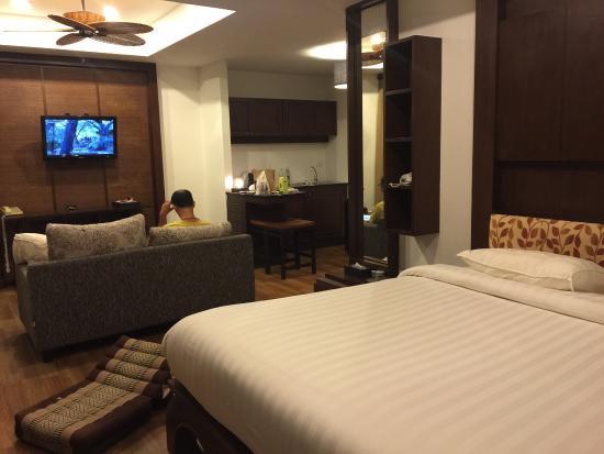 Maryoo Hotel: Bed