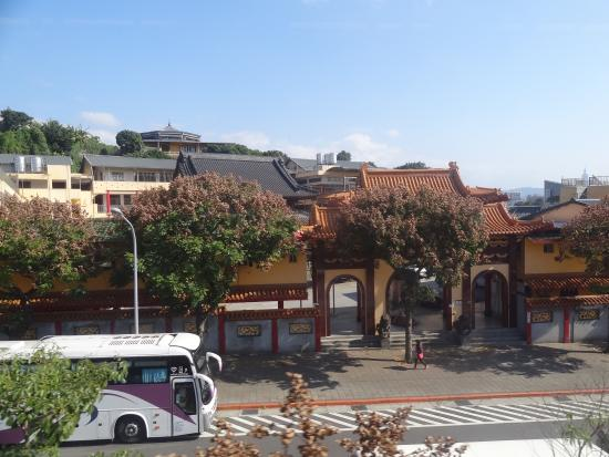 Linji Huguo Shrine