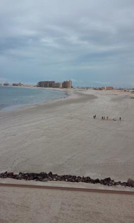 Penasco Del Sol Hotel: view from our room