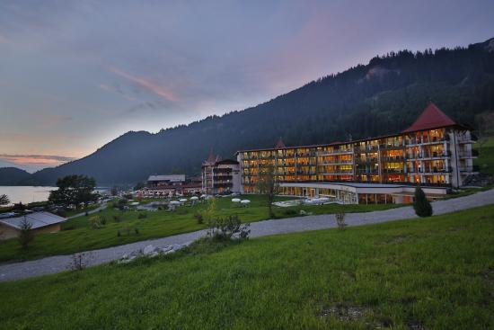 Romantisches Geniesserhotel Laternd'l Hof: Hotelanlage
