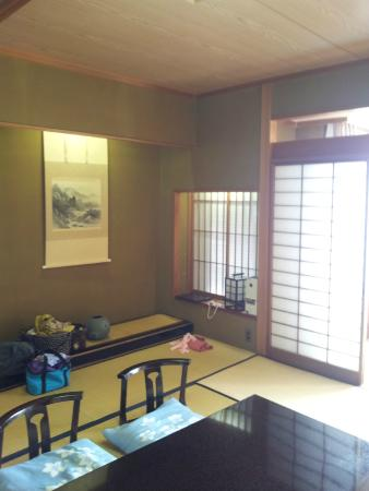 Imaiso : 部屋はこんな感じです