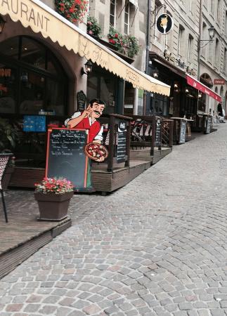 Restaurant Le Flore : Lugar agradable
