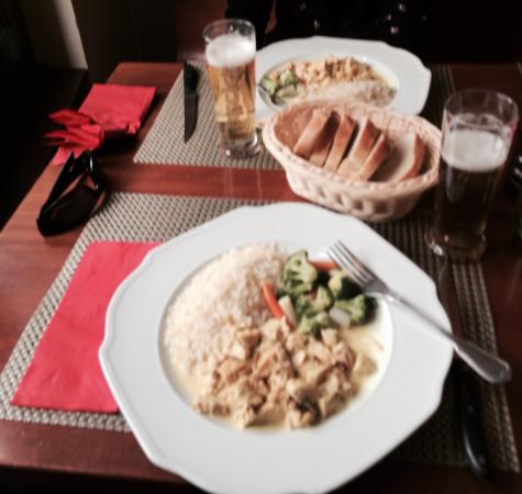 Restaurant Le Flore : Muy ricooooo!