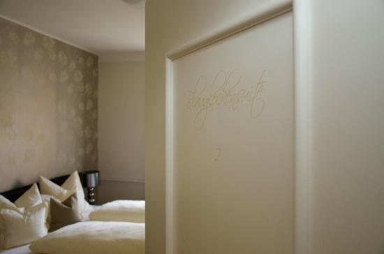 Boutique Hotel Friesinger : Blauglocken-Juniorsuite