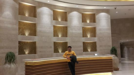 The Lalit Chandigarh : Lobby Area