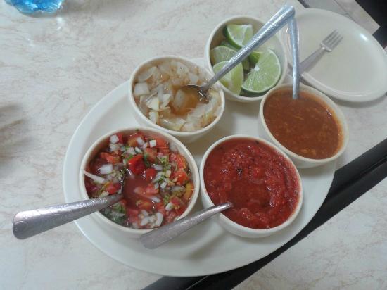 Experiencias Riviera Maya: Salsas para dar y tomar