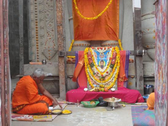 Mounagiri Hanuman Temple