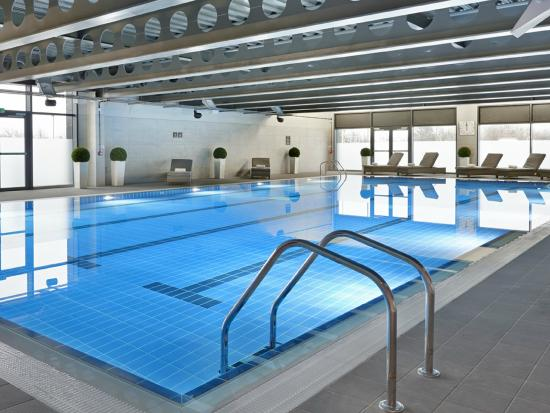 Swimming Pool Picture Of Village Hotel Edinburgh Edinburgh Tripadvisor