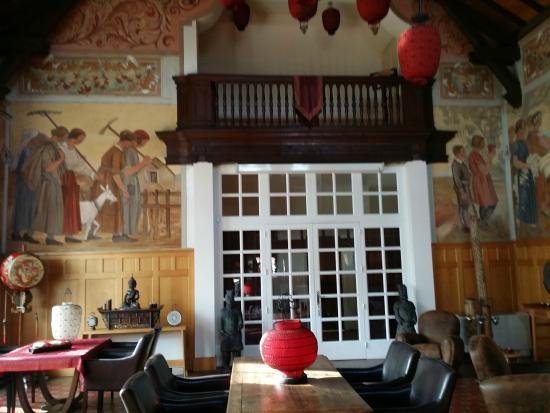 Chateau de manoncourt b b grand est france voir les for Prix chambre chateau vallery
