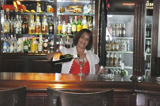 The Rose on York Restaurant: Upstairs Pub