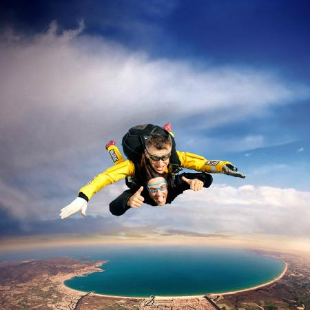 Skydive Empuriabrava - The Land of The Sky