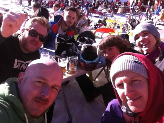 Chalet Chelmer: Best Chalet and Ski holiday ever!