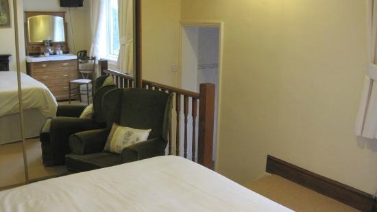 Woodbank, UK: Large double room 1