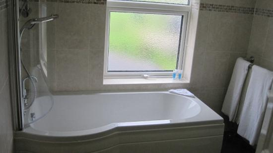 Woodbank, UK: Ensuite to large double room