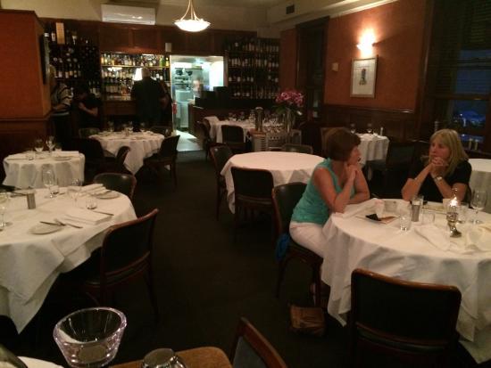 Astor Grill: Main restaurant