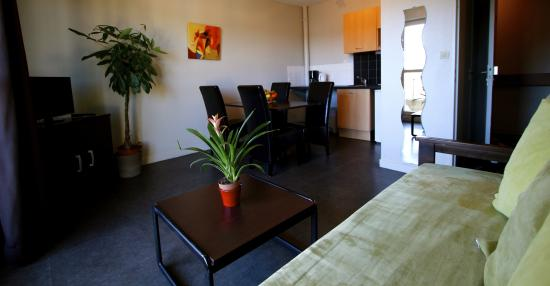 Residence Les Palatines : sejour t2