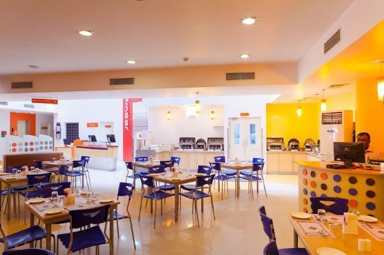 Ginger Vadodara: Restaurant