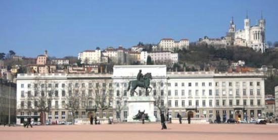 Hôtel La Résidence : Place Bellecour (150 m)
