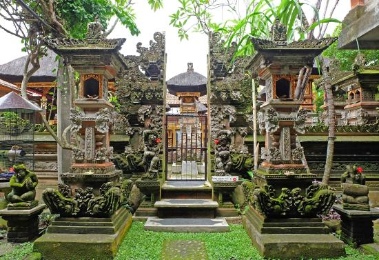 Family temple at Ketut's Place