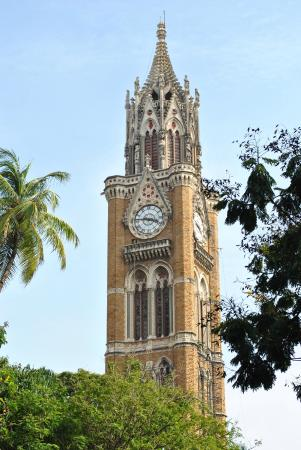 Rajabai Clock Tower: The clock tower in all its beauty