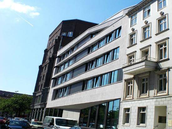 Novum Apartment Hotel City Apart Hamburg