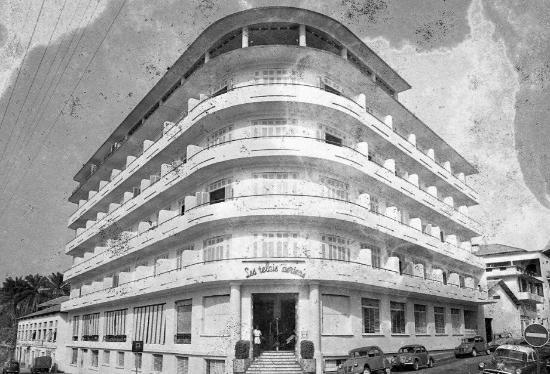 Grand Hotel d'Abidjan: Original picture from 1956