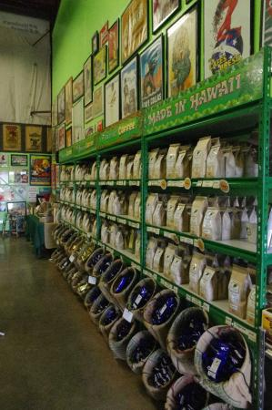 Green World Farms: Shop
