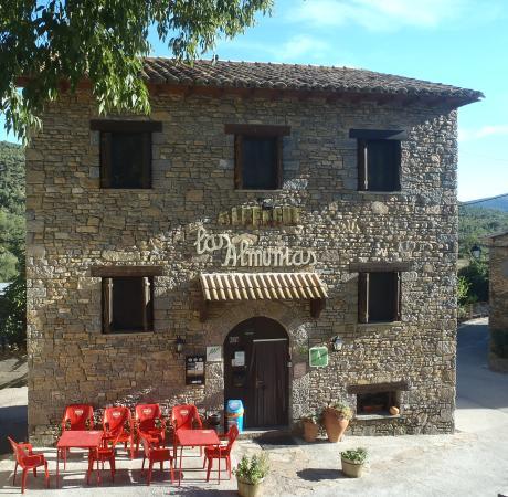 Rodellar, Spania: Fachada principal