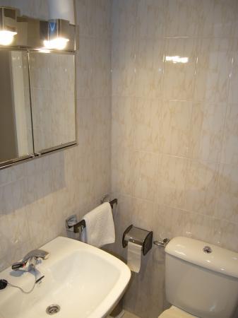 Hotel Ramiro I: bathroom