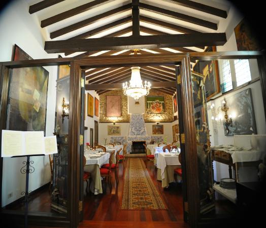Restaurante restaurante san rom n de escalante en for San roman de escalante restaurante