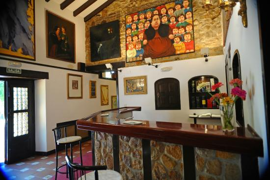 Recepci n clientes fotograf a de restaurante san rom n de for San roman de escalante restaurante