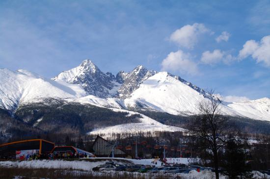 Kukucka Mountain Hotel: The High Tatras