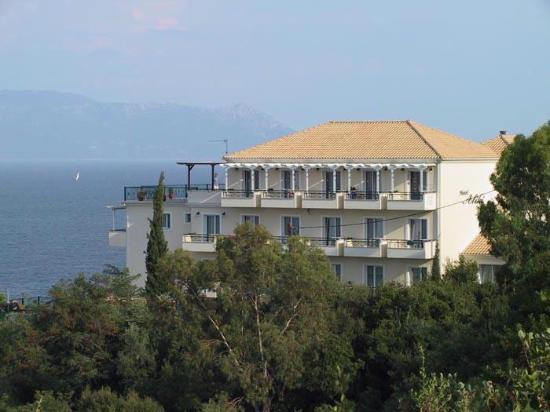 Aliki Hotel: Hotel Aliki