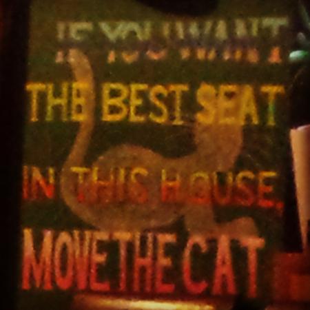 Catfish Bookshop & Restaurant : :)