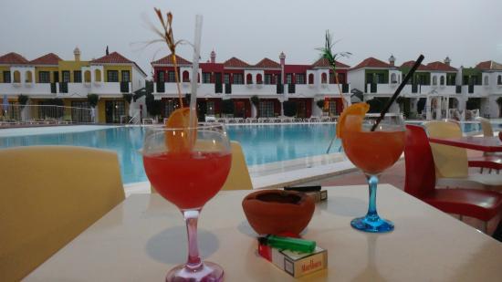 Bungalows Vistaflor: Pool
