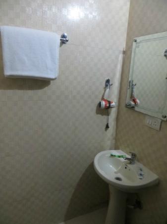 Hotel Airport Inn: bathroom