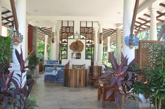 Riverside Cabanas: Hotel
