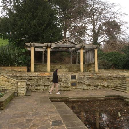 Pannett Park: Pond in the park