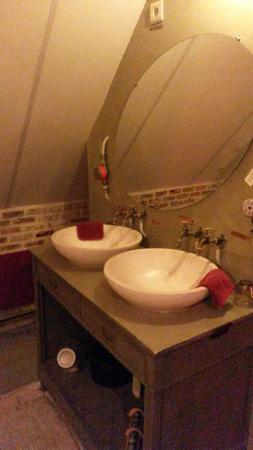 B&B Oase: Salle de bain