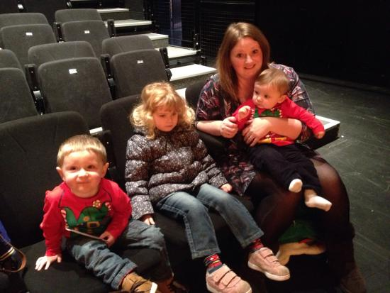 Curve Theatre: Waiting patiently!