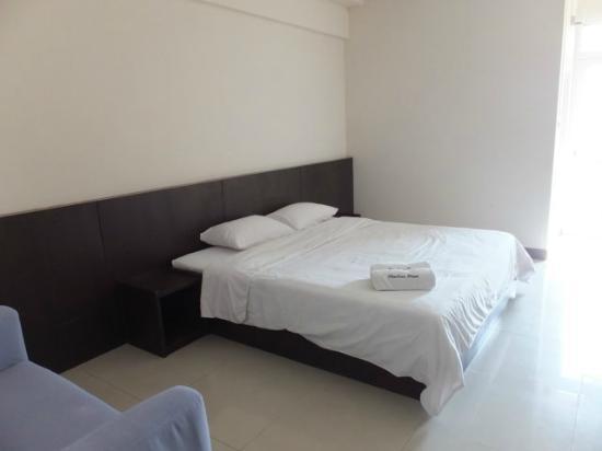 Phaiboon Place Hotel: Gutes Bett