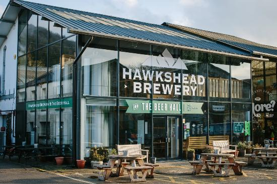Staveley, UK: Hawkshead Brewery & The Beer Hall