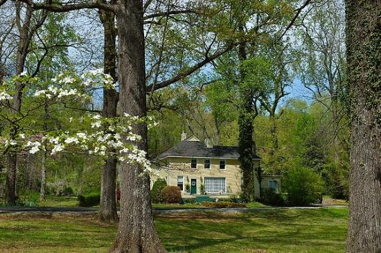 Wonderful Bed And Breakfast Review Of Dogwood Manor Guesthouse