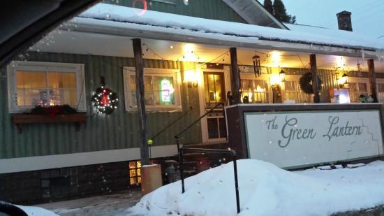 Green Lantern Restaurant, Glidden, WI