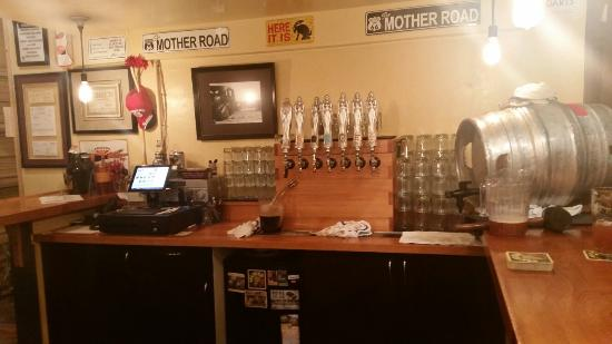Mother Road Brewing Company : Mother Road taproom