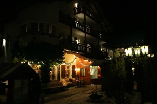 SENTIDO Zugspitze Berghotel Hammersbach: Hotel Hammersbach