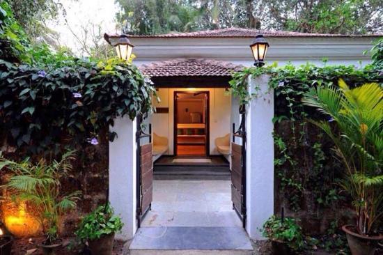 Aashyana Lakhanpal: Entrance