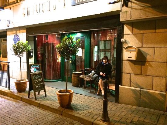 Emiliano's: Emilianos - great Restaurant